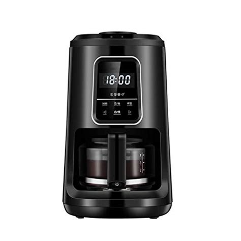 This espresso machine has a dial with grind settings so you can easily adjust the grind size and the compact size of the barista express allows you to place it even in the smallest kitchen. Fully automatic coffee machine Coffee machine fully automatic coffee grinder drip commercial ...