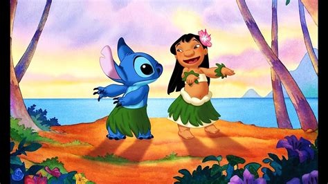 Disney Desktop Backgrounds Tumblr Lilo Stitch Trailer Español Youtube
