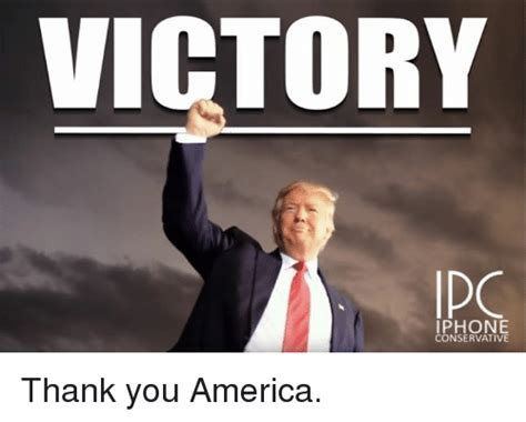 Victory Meme Face - victory dc iphone conservative thank you america america meme on sizzle