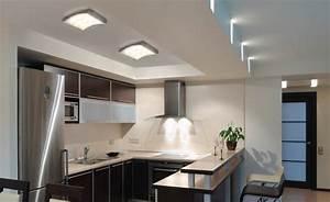 lessentiel sur lamenagement de la cuisine des conseils With quel eclairage pour une cuisine