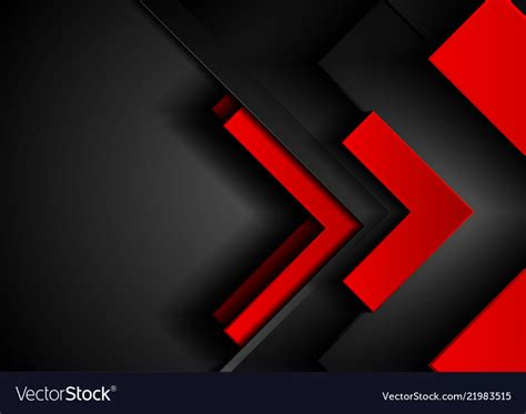 Abstract Black Vector Wallpaper by And Black Tech Abstract Background With Arrows