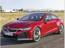 Is This the Face of the BMW i5? Autobytelcom