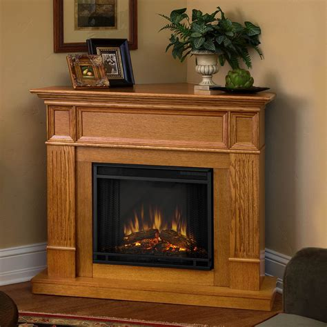 fireplace mantels and surrounds ideas photo decoration space saving corner electric fireplace providing warmth