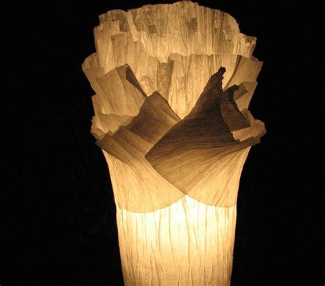 le contemporaine 224 poser en papier froiss 233 luminaires par luminaisens