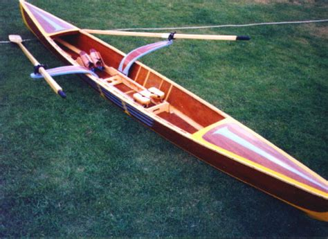 Sculling Boat by 17 Sculling Skiff Recreational Rowing Shell Boatdesign