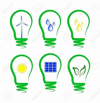 Energy Clipart Alternative Renewable Energie Types Concept