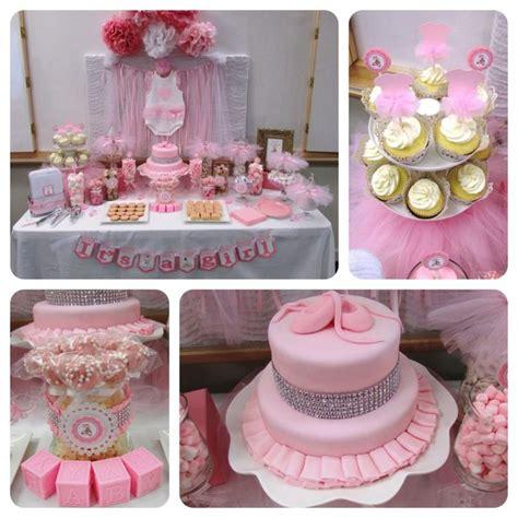 Baby Shower Ballerina Theme - a tutu baby shower baby shower