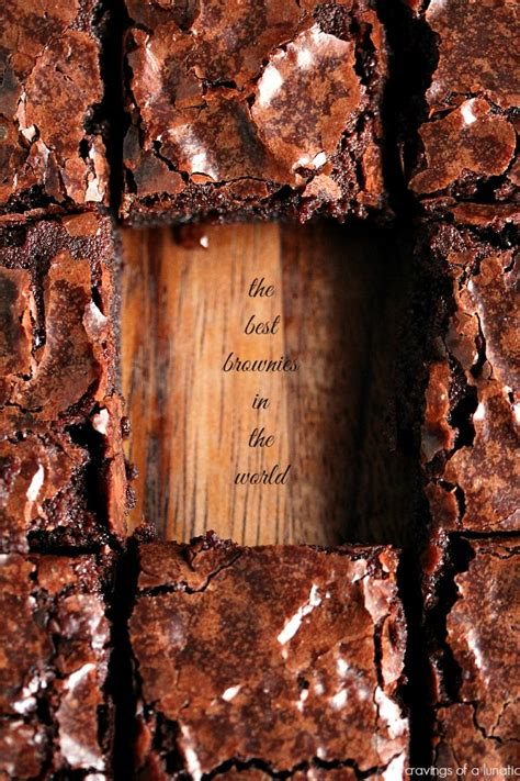 Best Brownie Recipe In The World The Best Brownies In The World