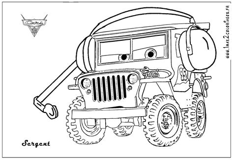 Cars The Movie Coloring Pages To Print Free Coloring Sheets