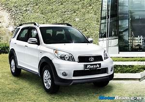 Toyota Rush Compact Suv Could Come To India
