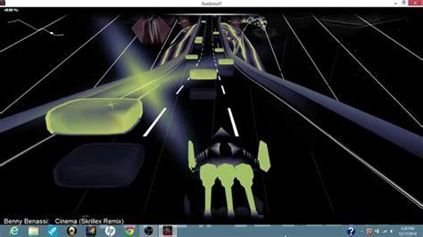 Audiosurf Cinema Benny Benassi (skrillex Remix) Ftgary