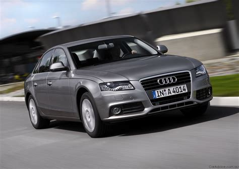 Audi A4 2.0 Tdi E Fuel Figures Released