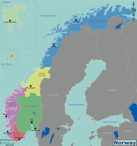 Ģeogrāfiskā karte - Norvēģija - 964 x 1,024 Pikselis - 503 ...