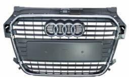 Calandre Audi A1 : calandre pour audi a1 de 09 2010 a 12 2014 ~ Farleysfitness.com Idées de Décoration