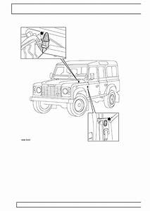 Land Rover Workshop Manuals  U0026gt  Td5 Defender  U0026gt  Electrical
