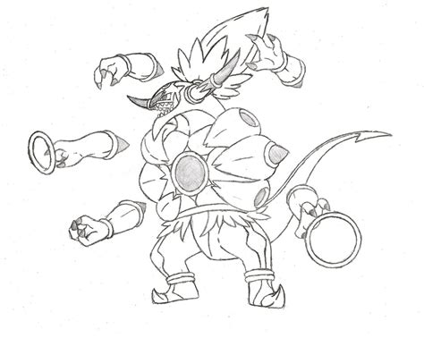 Groudon Coloring Page Arenda Stroy