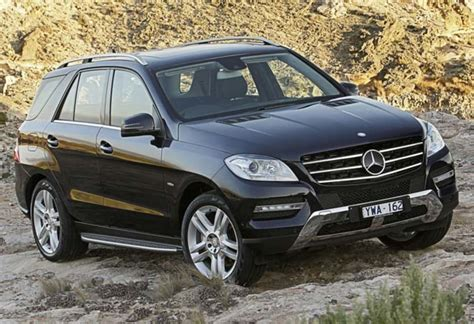 Mercedes M Class by Used Mercedes M Class Review 1998 2012 Carsguide