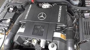 1991 Mercedes Benz 500sl Used 5 0l Engine With 55 606 Miles