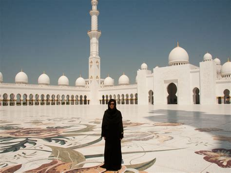 Abu Dhabi United Arab Emirates Sonya And Travis