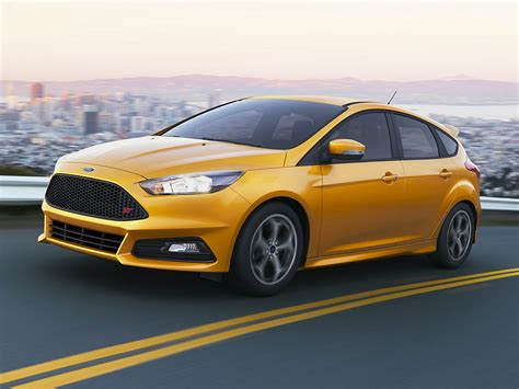 ford st 2018 new 2018 ford focus st price photos reviews safety ratings features