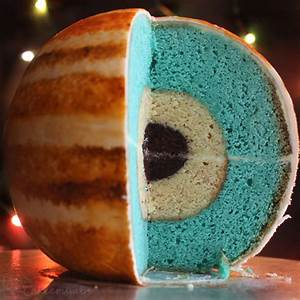 Jupiter Structural Layer Cake | Cakecrumbs
