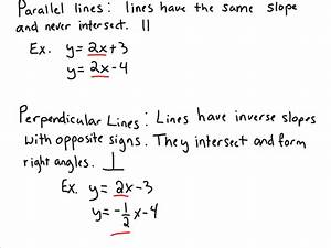 Mrs  Gordon U0026 39 S Awesome Algebra Classes   Parallel And