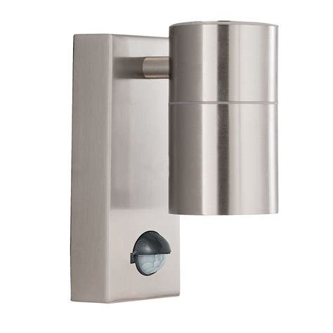 searchlight 7008 1ss stainless exterior wall light with