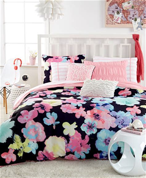 Macys Baby Bedding by Closeout Seventeen Midnight Pink Comforter Sets