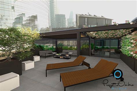 progetti terrazzi progettazione di giardini e terrazzi