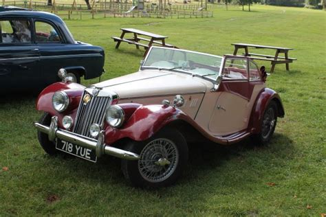 mg tf  yue  classic cars