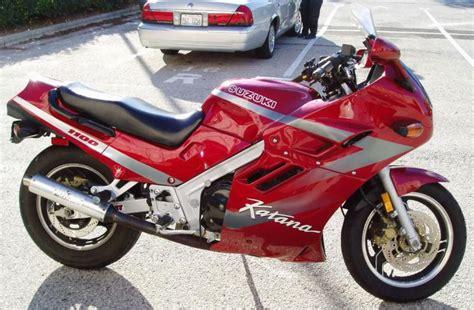 1991 Suzuki Katana 1991 suzuki gsx 1100f katana motorcycle for sale on 2040 motos
