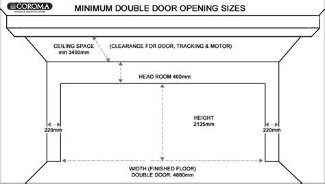 two door garage size garage door size with clopay garage doors on best garage door opener home garage ideas