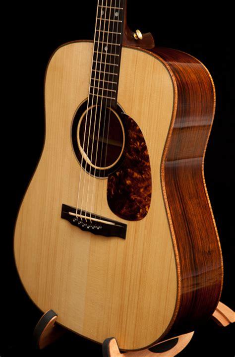 handmade cocobolo dreadnought guitar lichty guitars
