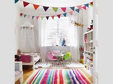 Colorful Kids Bedroom at Awesome Colorful Bedroom Design