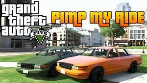 Gta 5 Pimp My Ride 107 Vapid Stanier Car