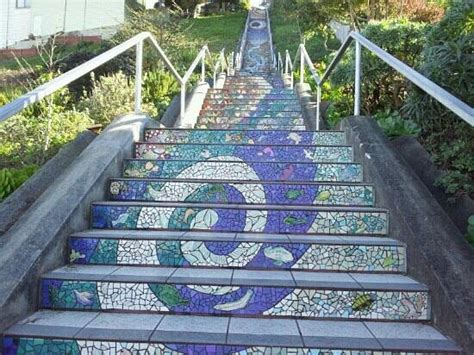 16th avenue tiled steps 16 avenue tiled steps san francisco ca top tips before