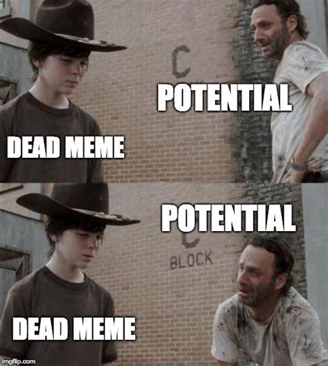 Rick And Carl Meme Rick And Carl Memes Imgflip