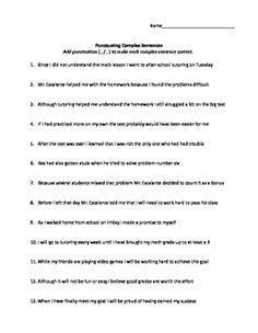 commas apostrophe quiz englishliterature english