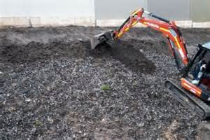 mulch  asbestos   perth transport project