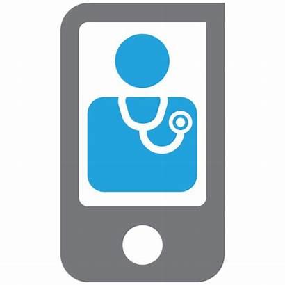 Telemedicine Icon Care Access