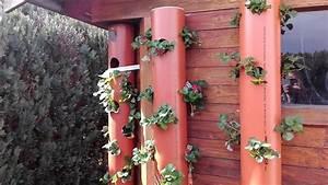 Erdbeeren Im Rohr Bauanleitung : was kann man bei der vertikalen erdbeers ule besser machen xy9777 youtube ~ Orissabook.com Haus und Dekorationen