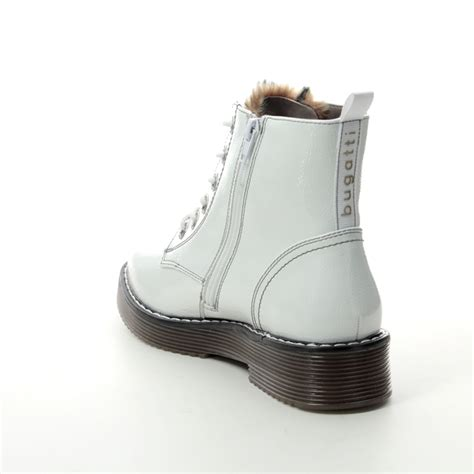 By price (from low to high) by price (from high to low) newest. Bugatti Neria Marten 43254932-2060 White patent ankle boots