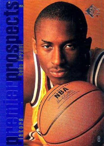 National basketball association (nba) card number: Most Valuable Kobe Bryant Rookie Card Rankings