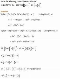 All Formulas Of Maths Class 9 Ncert Chapter 13 Math Formulas