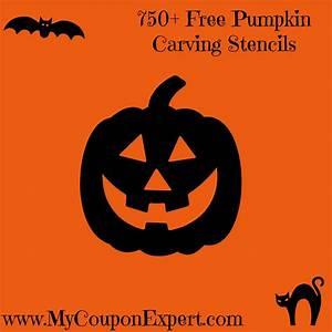 750, Free, Pumpkin, Carving, Stencils