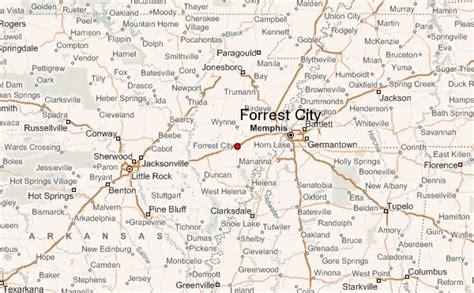 foto de Guía Urbano de Forrest City