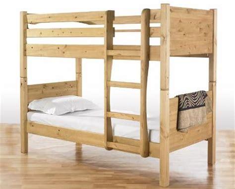 woodwork simple diy bunk bed plans  plans