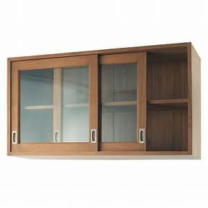 meuble haut de cuisine en teck massif l 120 cm amsterdam With meuble bas maison du monde 0 meuble bas de cuisine en teck massif l 120 cm amsterdam