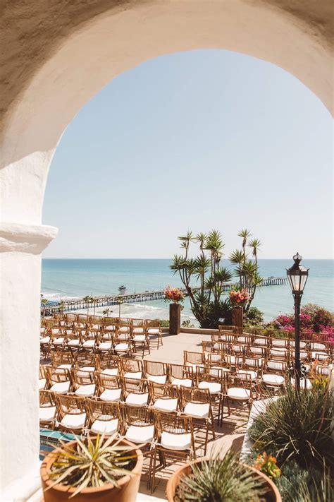 casa romantica orange county wedding