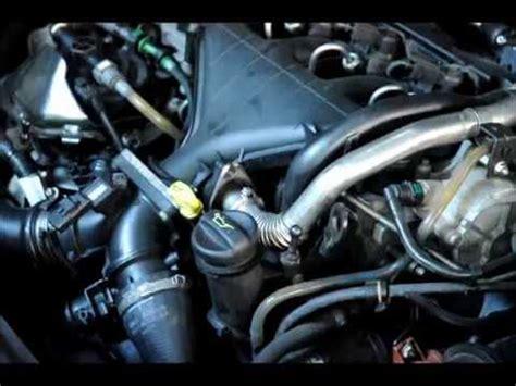 disassemble egr valve  volvo    youtube